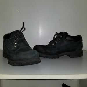 Timberland Chukka Ankle Boots Black size 9